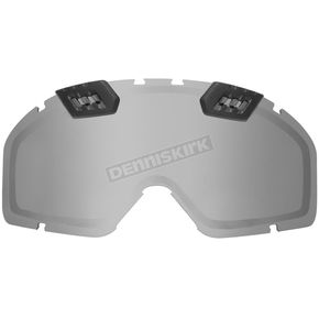 Silver Mirror Dual Pane/Vented Lens for 210 Tactical Goggles - 507010#