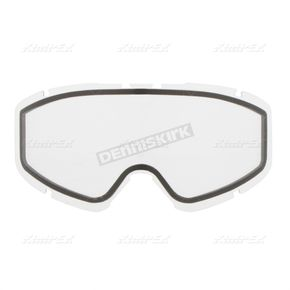 Clear Dual Pane Lens for 210 Goggles - 507078