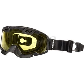 Matte Black Backcountry 210-Degree Goggles - 508106#