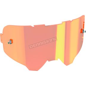 Orange Replacement Lens for Leatt Goggles - 8019100094