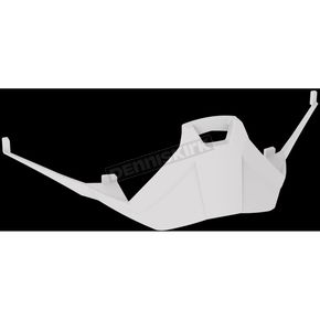 White Nose Deflector for Leatt Goggles - 8019100151