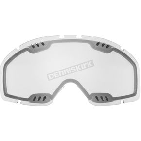 Clear Dual Pane/Vented Lens for 210 Degree Goggles - 507063