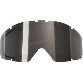 Silver Mirror Dual Pane/Vented Lens for 210 Degree Goggles - 507064