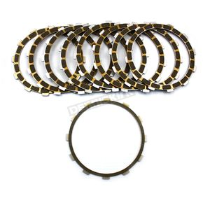 Clutch Friction Plate Set - 18-3250