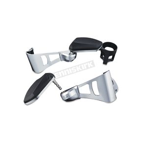 Chrome Passenger Armrests - 8955