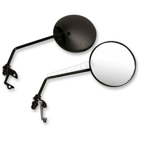 True Vision Universal Enduro Mirror Set - 20-64503