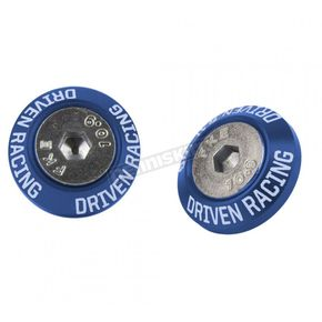 Driven Racing Blue Mirror Eliminators - DMB-KT-BL