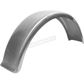 Bobbed Flat Rear Fender for Rigid Frames - 22016