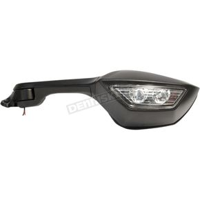 Emgo Left Side OEM-Style Replacement Mirrors - 20-43112
