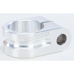 Rooke Customs Raw 1 in. Milled Mirror Mount - R-MM100-MA