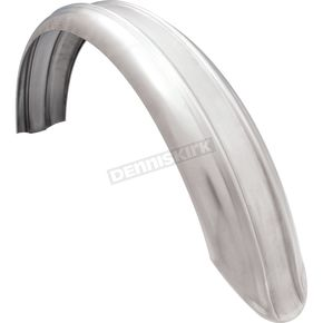 West Eagle 4 3/4 in. Steel Twin Ribbed Fender  - 3572
