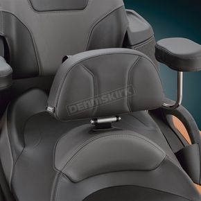 Removable Smart Mount Driver Backrest w/Large Pad - 41-168A