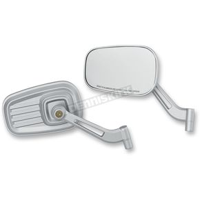 Chrome Dillinger Mirrors - 6654