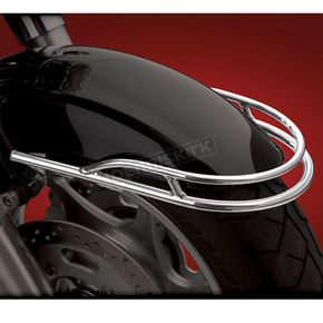 Chrome Front Fender Rail - 71-122