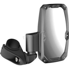 Black 2 in. Embark Side View Mirror  - 18105