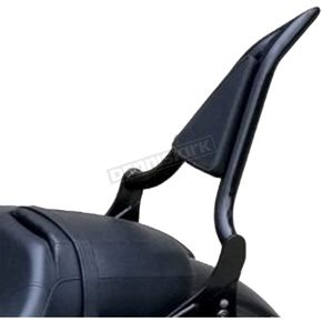 Black 1 1/2 in. Excalibur Detachable Short 16 in. Backrest - SQ7450822