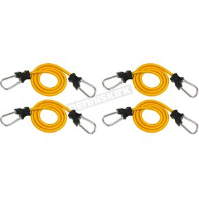 Secure - IT 36 in. Carabiner Bungee Straps - SI-20244
