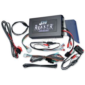J&M Corporation Rokker XXRP 630W 4-CH DSP Programmable Amplifier Kit - JAMP-630HR06RCP