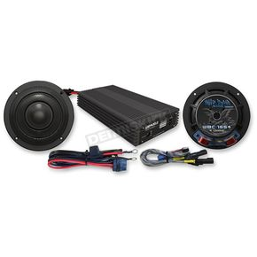 Wild Boar Audio 6.5 in. 400 Watt Amp/Speaker Kit - WBASG-KIT