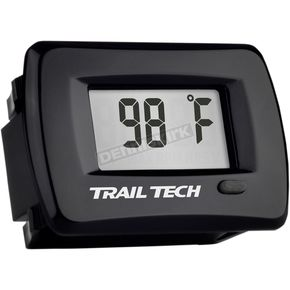 Trail Tech TTO Digital Temperature Meter - M6x1.0 Screw Sensor - 732-ES1