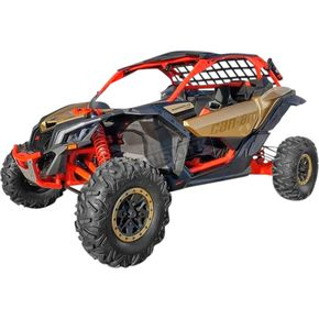 Black UTV Rear Net - 157010