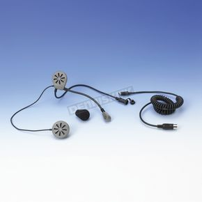 Helmet Headset 5 Pin Din - 13-201