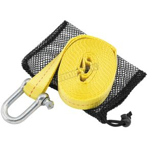 Yellow 12 ft. Tow Strap - 156580
