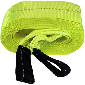 4 in. x 30 ft. Heavy Duty Tow Strap - 23036