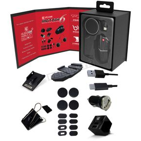 Motion 6 Single Helmet Communication System - 180508