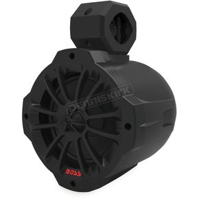 Boss Audio 6.5 in. 2-Way Amplified  Roll Cage Speaker Pods - BM650AMPBT