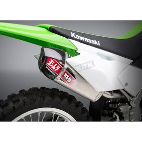 RS-9 Enduro Series Works Finish Exhaust System - 24140AH320