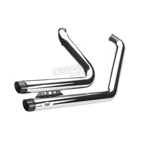 Magnaflow Chrome Legacy Classic Exhaust System - 7210907