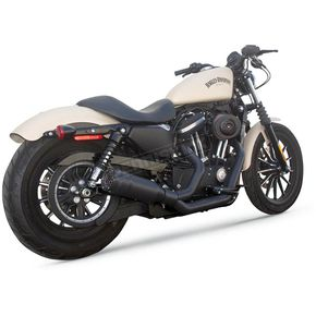 Firebrand Black Ceramic Fifty-Two 2 Into 1 Exhaust System - 11-1008