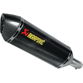 Akrapovic Carbon/Carbon Slip-On Hexagonal Muffler - S-S7SO1-HRC