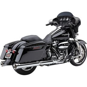 Chrome NH(Neighbor Hater) Series Mufflers - 6109