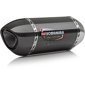 Yoshimura Stainless/Carbon/Stainless Works Finish Race Series Alpha FS Exhaust - 14651AM220