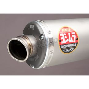 Race Series RS-2 Stainless/Stainless/Titanium Full Exhaust System - 12130A5500