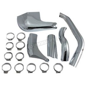 Chrome Crossover Heat Shield Set - 30-0350
