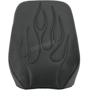 Z1R Flame Stitch Rear Pillion Pad - 0810-1740