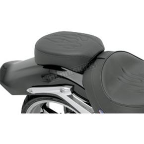 Z1R Flame Stitch Rear Pillion Pad - 0810-1746