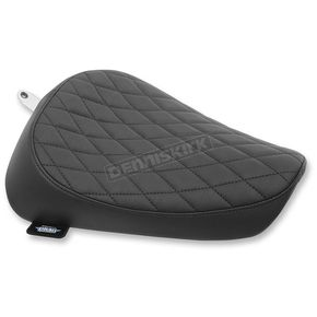 Drag Specialties Diamond Solo Front Seat - 0804-0614