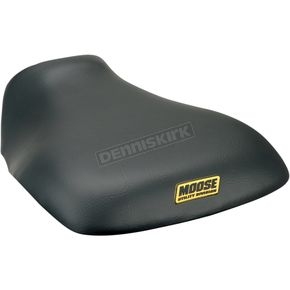 Moose Black Standard Seat Cover - 0821-2364