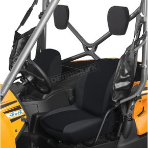 Black Bucket Seat Cover - 18-162-010401RT