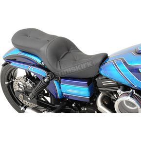 Drag Specialties Vinyl Pillow Low Profile Touring Seat - 0803-0558