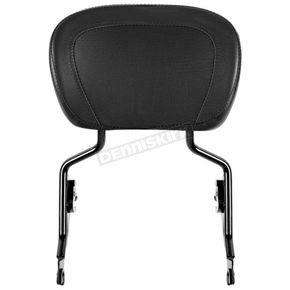 Black Tall Boy Detachable Sissy Bar Backrest - HW157122