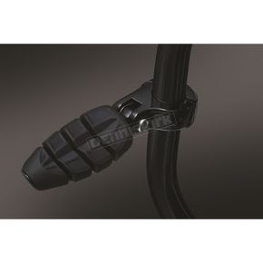 Black Brute Highway Peg Mounts - 7616
