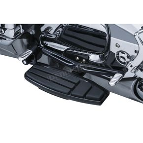 Gloss Black Driver Floorboard Kit - 7060