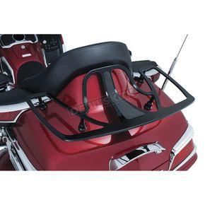 Gloss Black Luggage Rack - 7157
