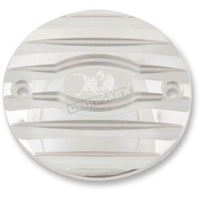 Ken's Factory Polished 2-Hole Ribbed Points Cover - 8-904