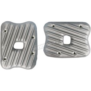Speed Merchant Raw Ribsters Rocker Box Covers - RCXL/R/R